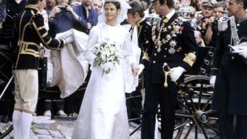 Vidéo- Revivez le mariage de Carl XVI Gustaf de Suède et de la reine Silvia