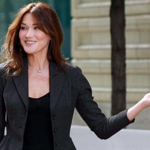 Carla Bruni-Sarkozy: Première dame du web