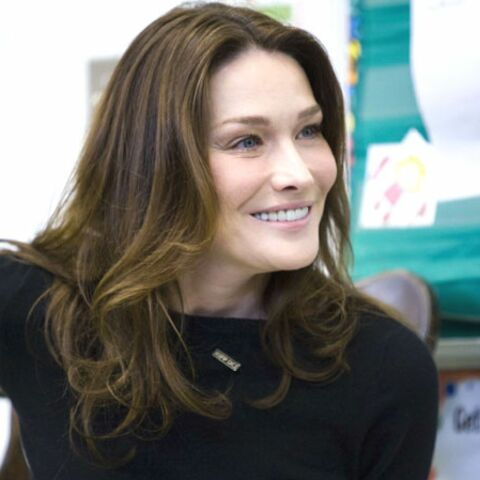 Carla Bruni-Sarkozy, David Halllyday: les plus gros poissons d'avril people