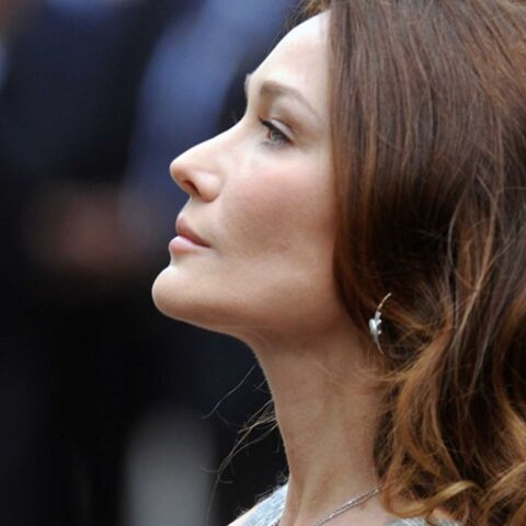 Carla Bruni-Sarkozy: injuriée pour avoir soutenu Sakineh
