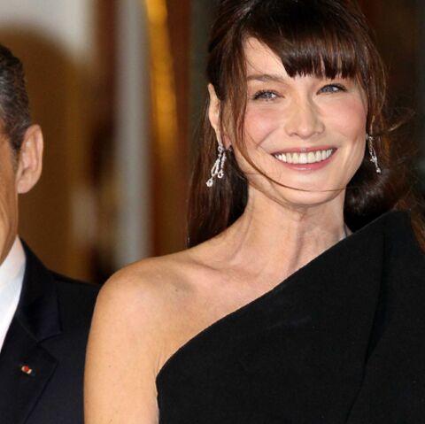 Carla Bruni-Sarkozy: alors, heureuse?