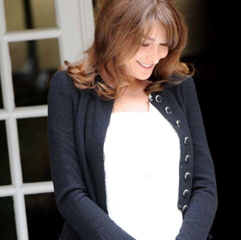 Carla Bruni-Sarkozy, exaucée