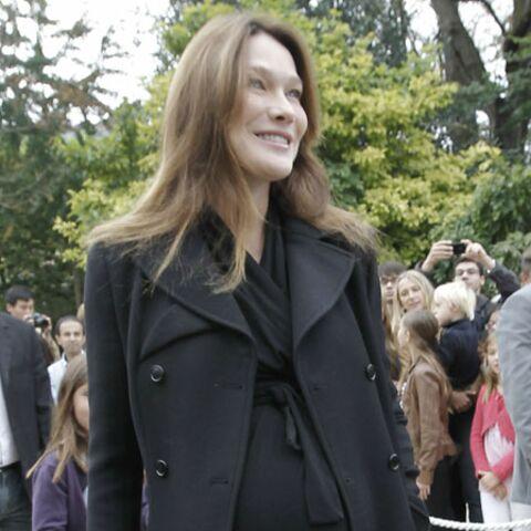 Carla Bruni-Sarkozy, accouchement imminent