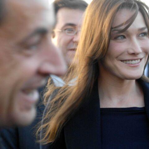 Vidéo- Dans l'intimité des Sarkozy