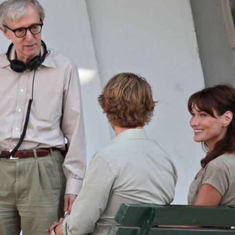 Carla Bruni Sarkozy: tout bonnement «parfaite», selon Woody Allen