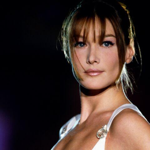 Carla Bruni-Sarkozy, chronique d'une métamorphose amorcée…