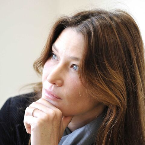 Carla Bruni: une grossesse à l'Elysée?