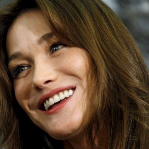 40 000 euros pour Carla Bruni-Sarkozy