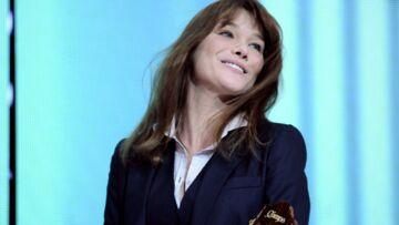 Carla Bruni-Sarkozy va faire son show avec Hugues Aufray