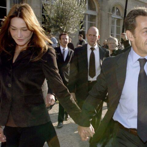 Carla et Nicolas Sarkozy, une Saint-Valentin au sommet