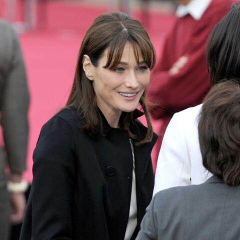 Carla Bruni-Sarkozy: la bonne samaritaine