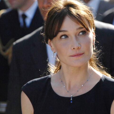 Les confidences touchantes de Carla Bruni sur ses enfants Giulia et Aurélien