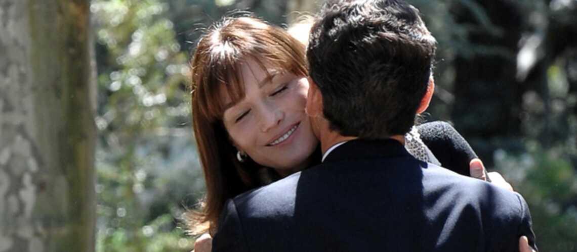 Nicolas Sarkozy: le «chouchou» de Carla