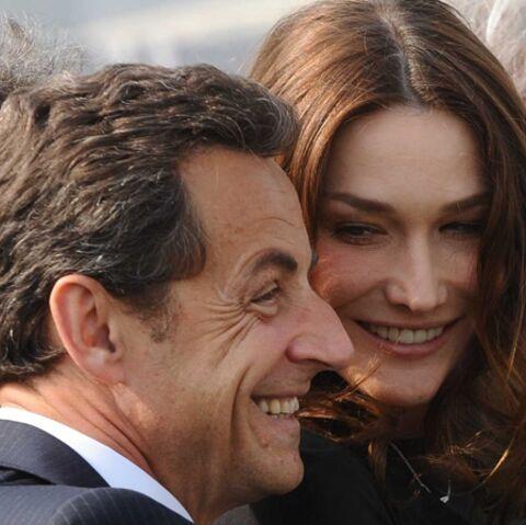 Petite pause coquine pour les Bruni-Sarkozy?