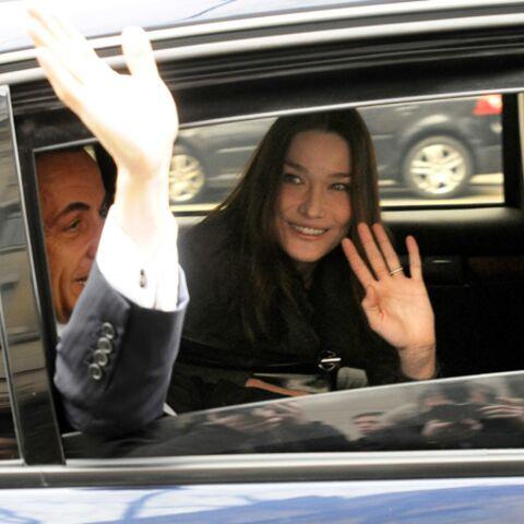 Nicolas Sarkozy et Carla: stars d'un mariage… mais pas le leur