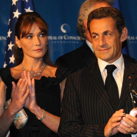 Nicolas et Carla Sarkozy: règlement de comptes à New York City