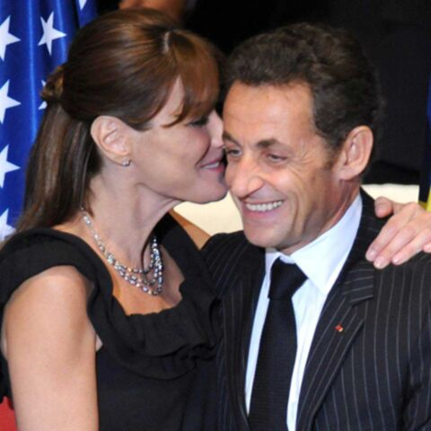 Carla et Nicolas Sarkozy: les perles du couple présidentiel