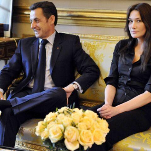Carla Bruni-Sarkozy est de sortie avec le Président!