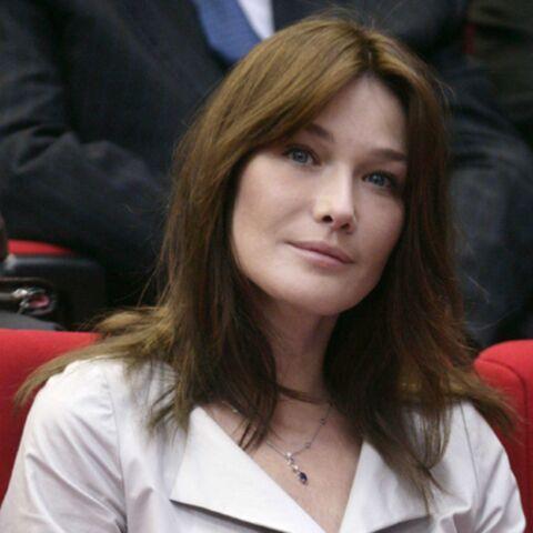 Carla Bruni-Sarkozy livre ses secrets d'alcôve