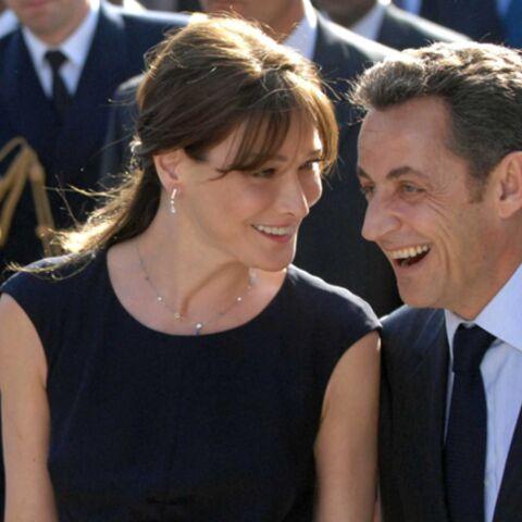 Carla Bruni et Nicolas Sarkozy, petites conversations intimes