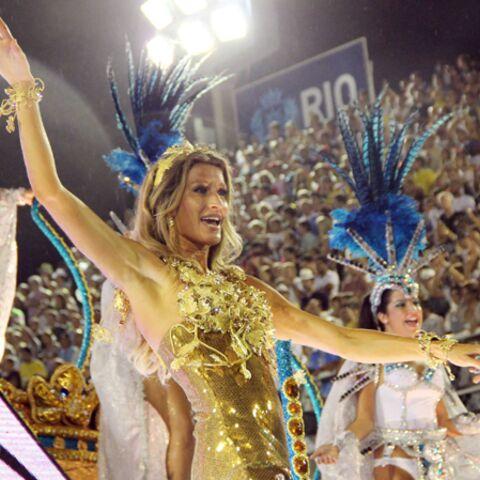 Photos: les stars défilent aussi à Rio