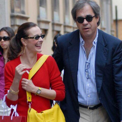 Carole Bouquet officialise sa liaison avec Claudio