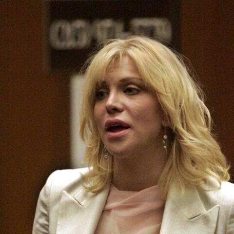 Courtney Love hypnotisée par un Gourou