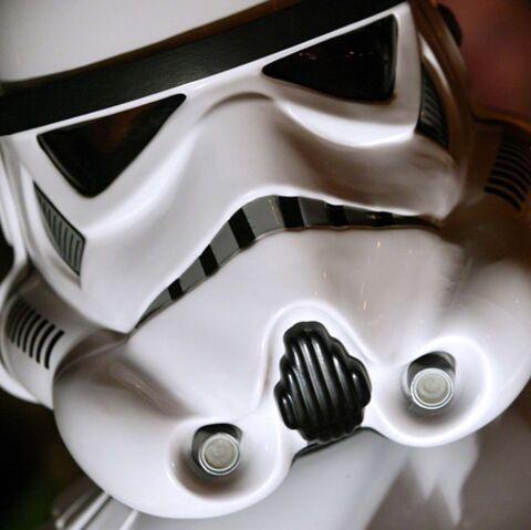 George Lucas et le casque de la discorde