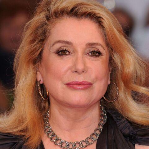 Catherine Deneuve égratigne Carla Bruni-Sarkozy