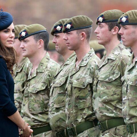 La force spéciale de la Duchesse de Cambridge