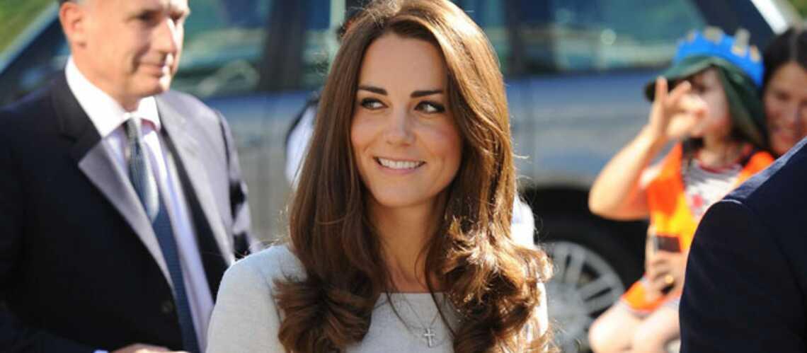 Kate, sans son saphir