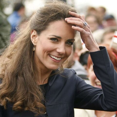 Kate fait rétrécir sa bague de fiançailles