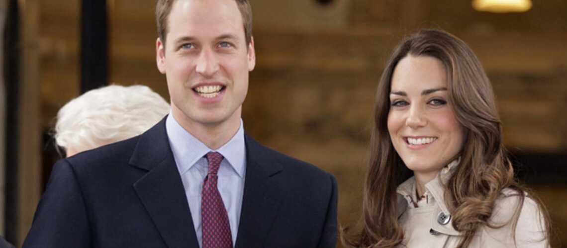 Kate et William: téléchargez leur mélodie du bonheur