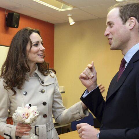 Kate Middleton ne veut pas obéir à William…