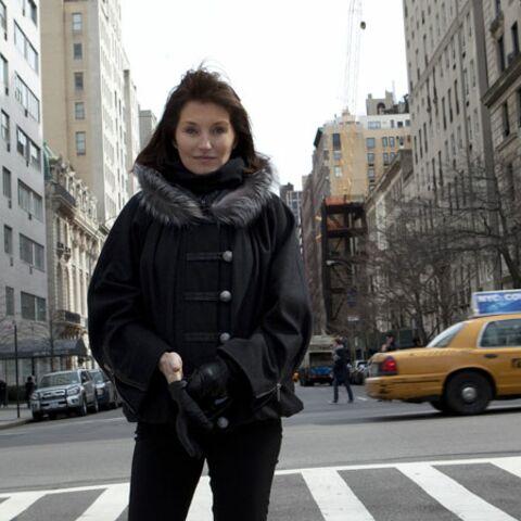 Cécilia Attias: «Ma nouvelle vie à New York»