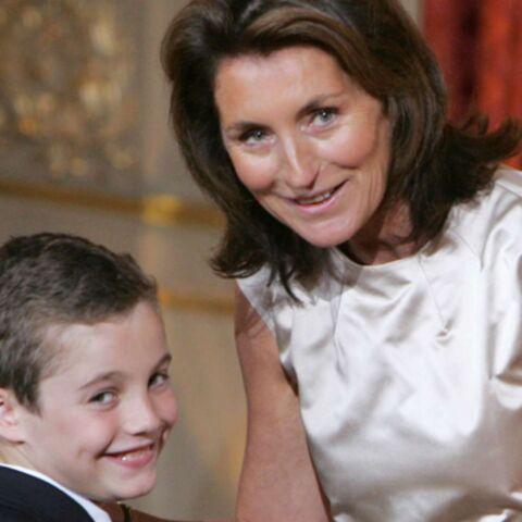 Le fils de Nicolas Sarkozy, Louis, a été victime de menaces