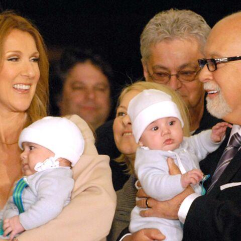 Céline Dion a fait baptiser ses jumeaux