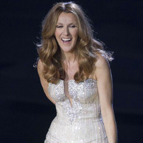 Céline Dion nous enivre