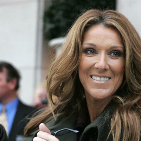 Céline Dion: bientôt maman!