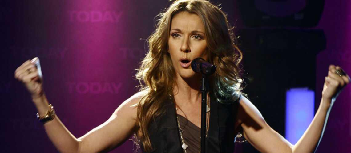 Céline Dion se remet au travail