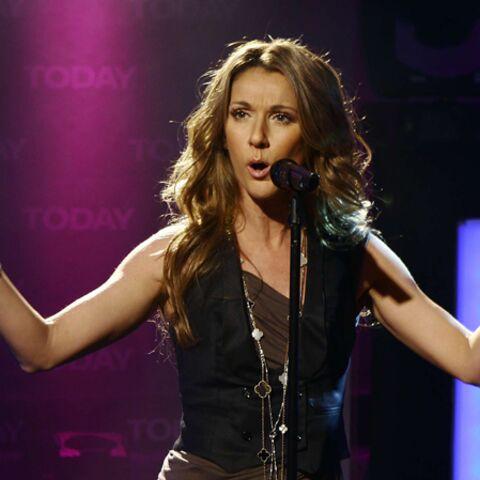 Céline Dion en duo avec Michel Sardou