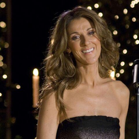 Céline Dion, maman comblée sur papier glacé