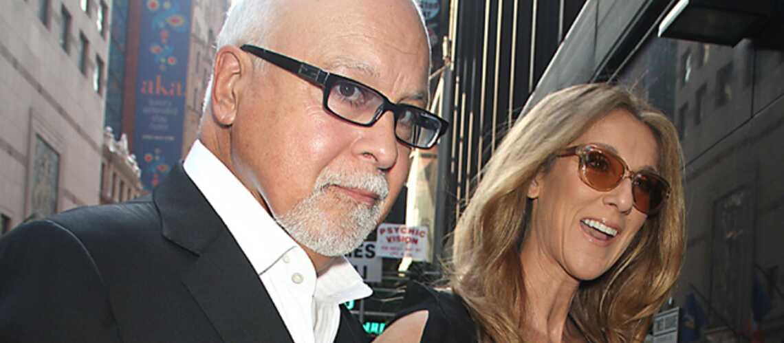Céline Dion et René Angelil, couple star à New York