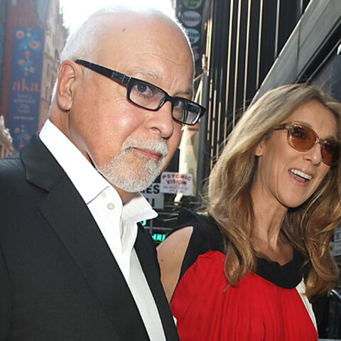 Céline Dion et René Angelil, couple star à New York