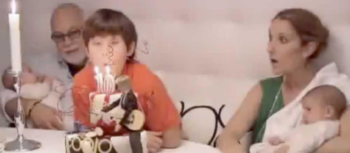 Vidéo- Vis ma vie de Céline Dion