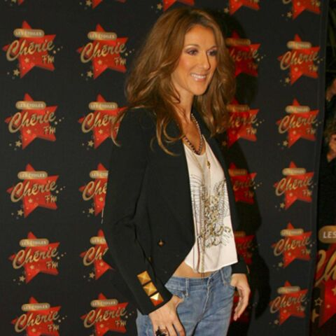 Céline Dion, récompensée aux Étoiles Chérie FM