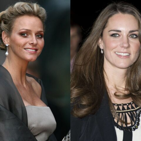 Charlène & Kate: qui aura le plus beau mariage?