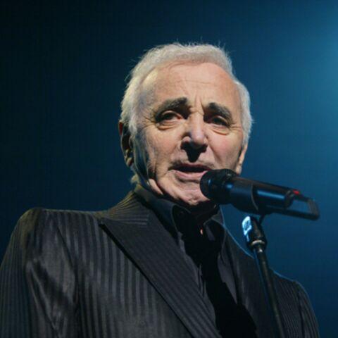 Charles Aznavour: à lui l'Amérique!
