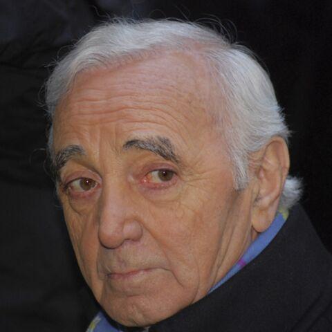 Charles Aznavour à la rescousse des migrants