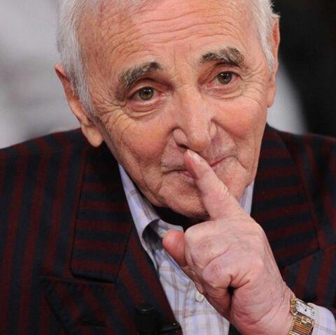 Charles Aznavour et les femmes, une drôle d'histoire!